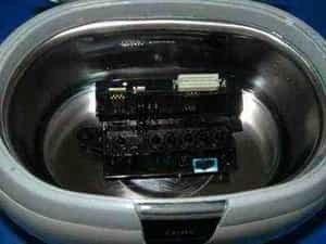 uv平板打印机喷头清洗维修