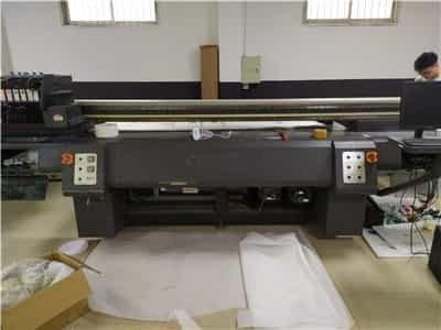 uv打印机墨路升级改造