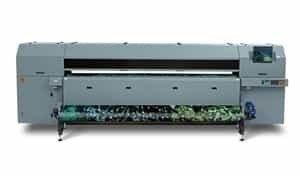 弱溶剂打印机