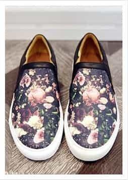 皮鞋表面uv打印