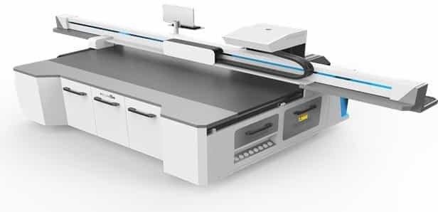加高加宽加长UV平板打印机